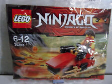 Lego Ninjago Polybag Minifigure Kai Drifter Ref 30293 to