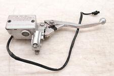 04 Yamaha YFZ450 2x4 Front Brake Master Cylinder & Lever