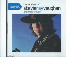 Stevie Ray Vaughan And Double Trouble - Very Best Of - Blues Rock Pop Music Cd