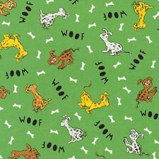 Robert Kaufman What Pet Should I Get? by Dr. Seuss 16493 7  Cotton Fabric BTY