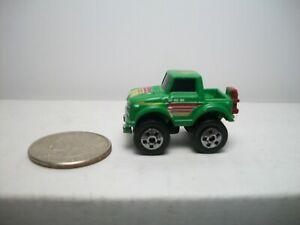 1987 Micro Machines (Road Champs) ~ Green ~ Suzuki Samuri