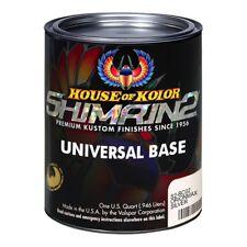 House of Kolor S2-BC02 Orion Silvermax Shimrin2 FX Karrier Base (Quart)