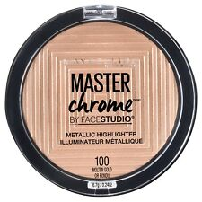 Maybelline Facestudio Master Chrome Metallic Highlighter Powder pick a shade
