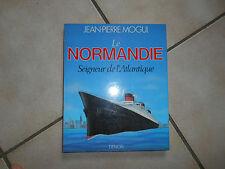 Le Normandie Seigneur Atlantique Bateau Paquebot Histoire Chantier Photos