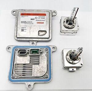 2x New OEM 12-15 Tesla Model S Xenon Ballast D3S Bulb Kit Control Unit Module
