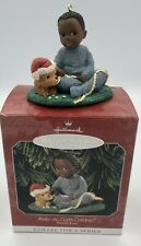 Hallmark Keepsake Ornament Ricky All Gods Children Collector's Series