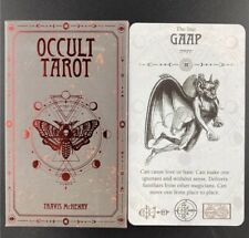 Tarot Deck The Occult 78 Tarot Cards Deck Fast Shipping