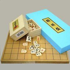 IGOLAB SHOGI Wood Koma Board Set Katsura No. 6 Japan