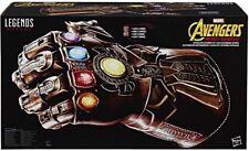 HASBRO Avengers: infinity war MARVEL LEGENDS Replica THANOS INFINITY GAUNTLET