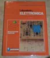 GRAN 2 ENCICLOPEDIA JACKSON LABORATORIO DI ELETTRONICA.REALIZZAZIONI PRATICHE DE