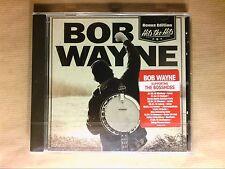 CD / BOB WAYNE / HITS THE HITS / BONUS EDITION / NEUF SOUS CELLO