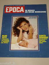 EPOCA=1982/1674=CLIO GOLDSMITH=MAURICE BEJART=MILLY CARLUCCI=ELENA MASSA=SINDONA