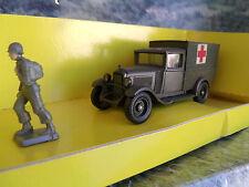 1/43 Solido Military (France) Citroen military   C4F Ambulance  # 6020