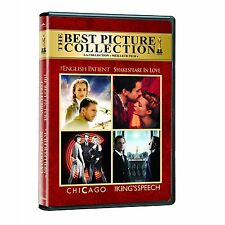 Best Picture Collection: Chicago/English Patient/King's Speech/Shakespeare....