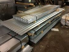 12ft (3.6m) galvanised roofing sheets corrugated,