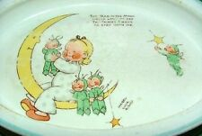 Shelley Baby Bowl Moon Mabel Lucie Attwell Boo Boo's