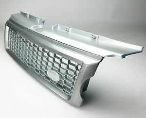 2010 STYLE RANGE ROVER SPORT NEW FULLY  FRONT GRILLE FOR 06-09 LR-Q033S