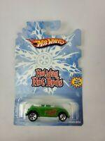 Mattel Hot Wheels Hoiday Hot Rods Volkswagen Beetle Green 2008 On Card