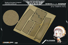 Voyager FE35008 1/35 German Leopard 2A5(A6) Grills set (For TAMIYA)
