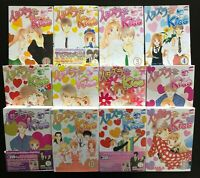 Manga Itazura na Kiss New Edition VOL.1-12 Comics Complete Set Japanese Comic