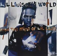Lil Louis From the mind of (1989, & The World)  [CD]