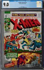 X-Men Annual #1 (CGC 9.0) 1970 2052558005