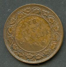 CANADA 1920 LARGE CENT YOU DO THE GRADING HAVE FUN