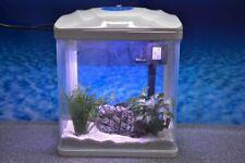 HRC-230 weiß Nano Aquarium Komplettaquarium Mini Aquarium+Filteranlage