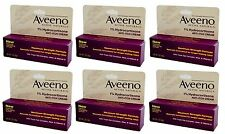 6 Pack - Aveeno Maximum Strength Anti-itch Cream, 1% Hydrocortisone - 1oz Each
