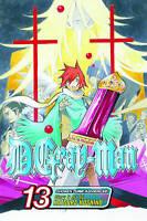 D. Gray-man, Vol. 13 by Katsura Hoshino  2009 VIZ Media Manga English