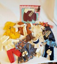 Vtg Lot Of Fisher Price My Friend Mandy & Friends Doll Clothes, Shoes