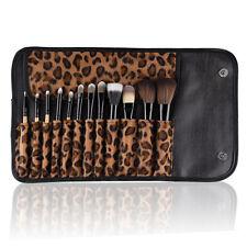 12 un. Profesional Universal Pinceles De Maquillaje herramienta cosmético Salón de belleza con