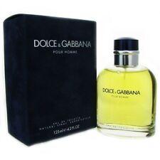 D & G Pour Homme 4.2 Oz Eau De Toilette Spray for Men by DOLCE & GABBANA