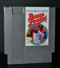 Bases Loaded (Nintendo Entertainment System, 1988) NES Game Cart FREE SHIPPING