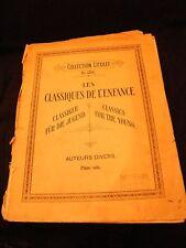 Partition The classical de l'enfance Collection Litolff No.1264 Music Sheet