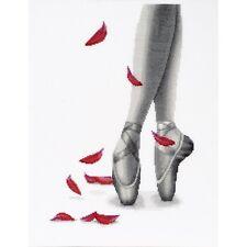Cross Stitch Kit Ballerina Alisena Point de croix Punto de cruz