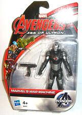 Marvel AVENGERS Age of Ultron - War Machine Actionfigur HASBRO ca.10cm Neu (K57)