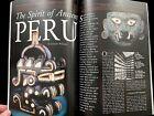 WORLD+OF+TRIBAL+ARTS+MAGAZINE+%2314+SUMMER+1997+ANCIENT+PERUVIAN+POTTERY+BISMARCK