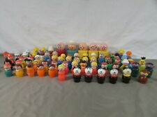 Lot of Vintage Fisher Price Little People & Accessories - Over 180 Pieces