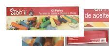 nWt Studio 71 Assorted Oil Pastels 25 Piece
