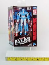 Transformers War for Cybertron Siege Deluxe Class [ Chromia WFC-S20 ] NEW