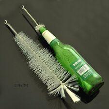 1 X Nylon Bottle Brush Cleaning Tool for Wine Beer Inside Making Tube Spout 42cm