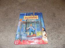 Pocahontas Mattel John Smith Sealed Action Figure Lot of 2