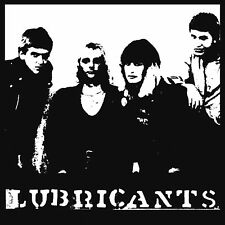"""The Lubricants- """"Activated Energy"""" b/w """"Transformation Vacation"""" 7"""" KBD Punk RE"""