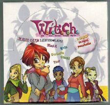 W.I.T.C.H. Cards Animate Box 24 Bustine Tesla Witch