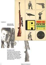 Parker Hale 1967 Gun Catalogue No. 67