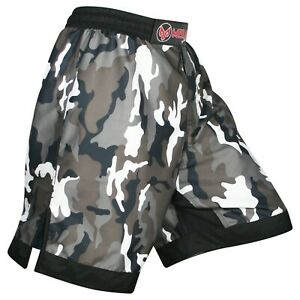 MMA Shorts Grappling Cage Fighting Kick Boxing Muay Thai UFC Gym Sports Short