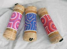 Hand Made Bamboo Shaker / Rain Stick - New Item