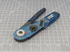 New ListingDaniels Manufacturing Afm8 M22520/2-01 Miniature Adjustable Indent Crimp Tool T1