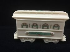 Lenox 1990 Holiday Village Collection Caboose - Made In Usa